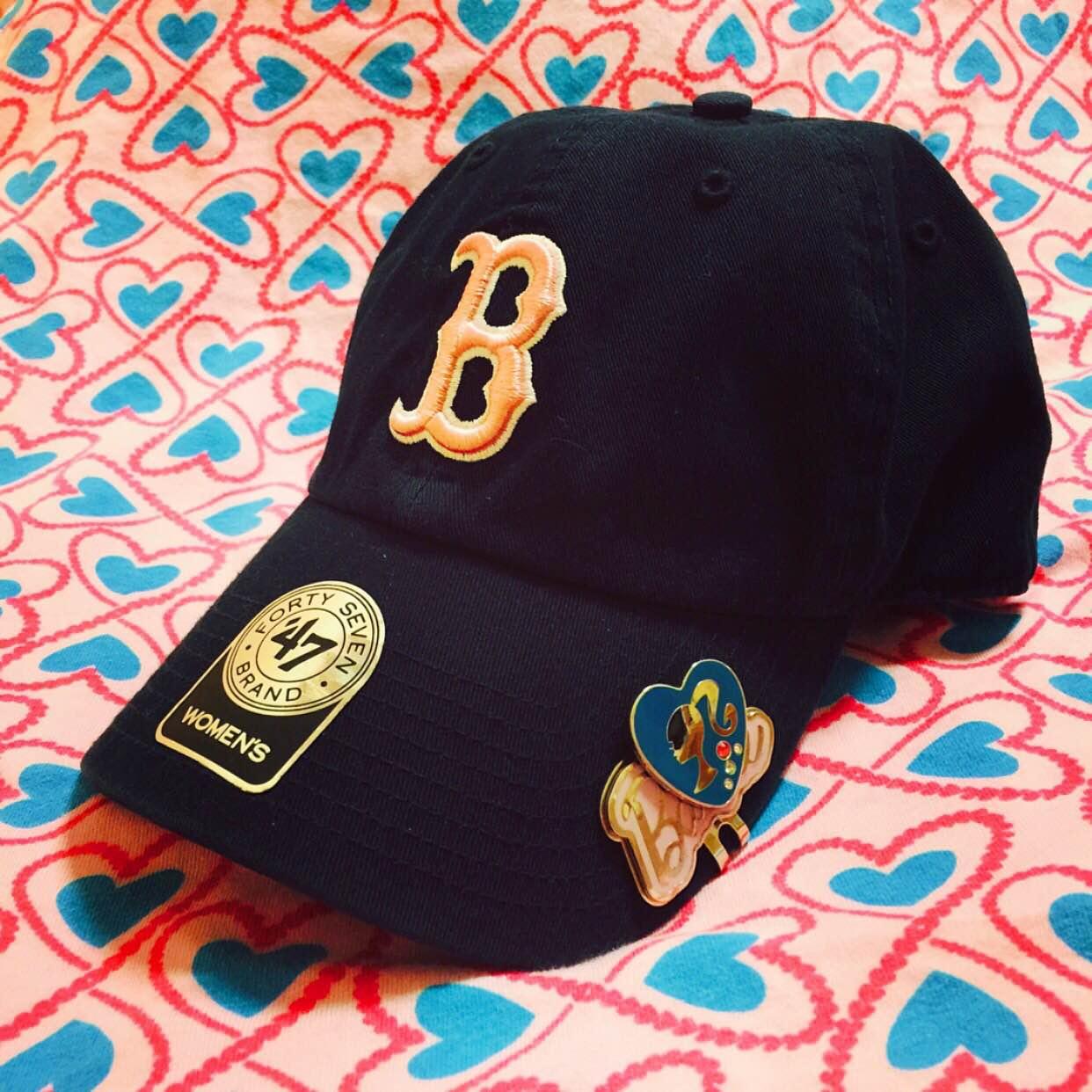 ボストンのBとバービーのB!