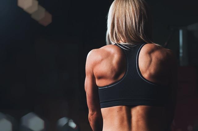腕の加減速を補助してくれる!「肩甲骨周辺」