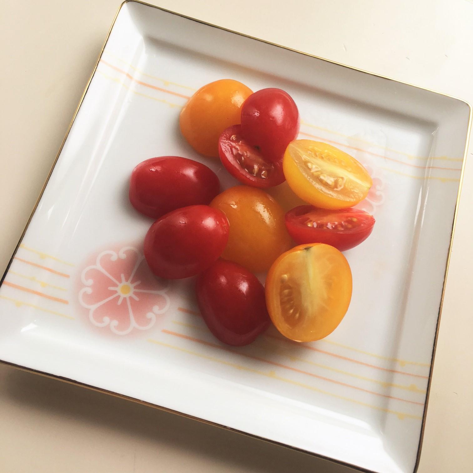 鮮やかミニトマトで、アンチエイジング。女子の味方のリコピンを、丸ごと摂取!