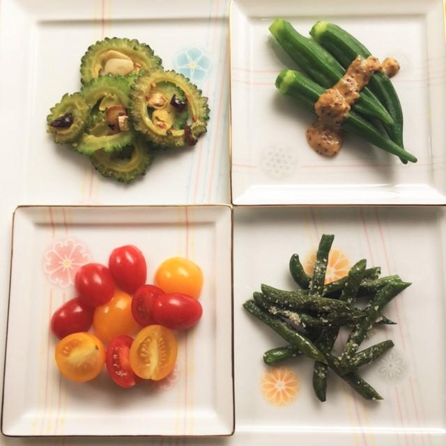 明日のベストスコアのために、旬野菜で手軽に安く栄養を取ろう!