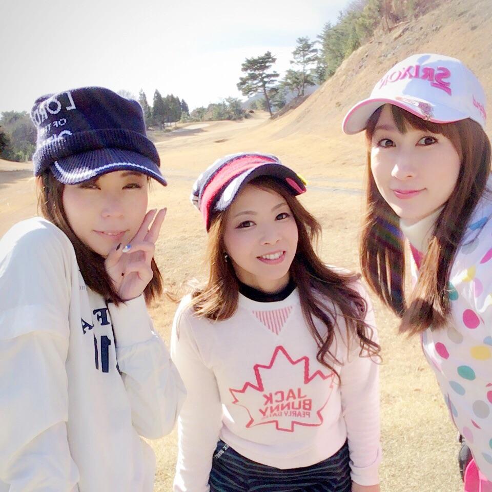 女の子がゴルフを続けるために