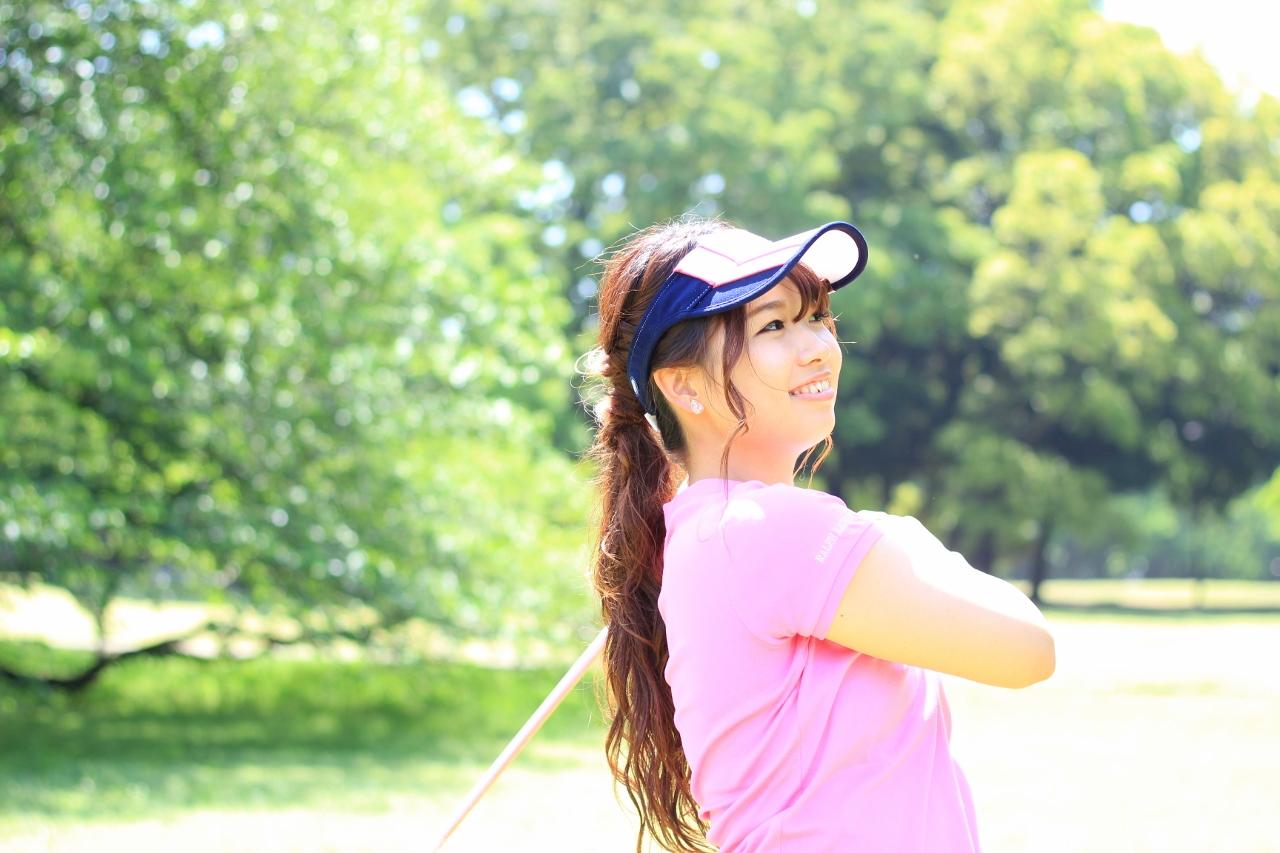 しおりが考える、長くゴルフを続けるために必要なこと!