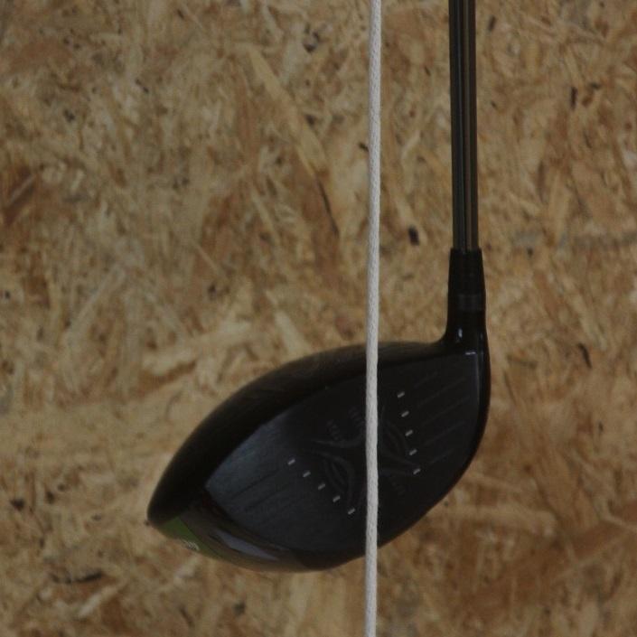 ゴルフが難しいのは重心距離があるから。