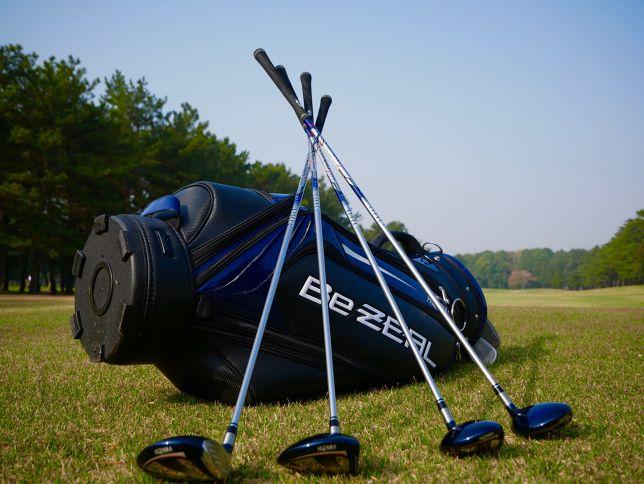 本間ゴルフ『Be ZEAL 535 フェアウェイウッド』を打ってみた!【PR】