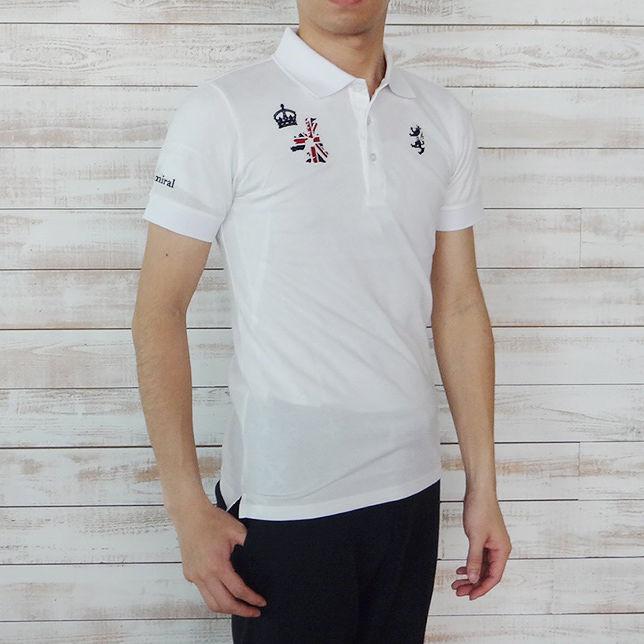 【アドミラル】ポロシャツ特集②
